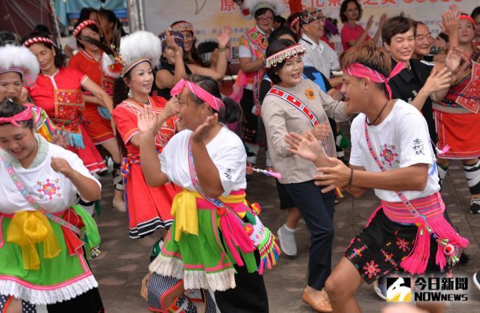 雲林六輕原住民族豐年祭 讓鄉親感受原住民的熱情