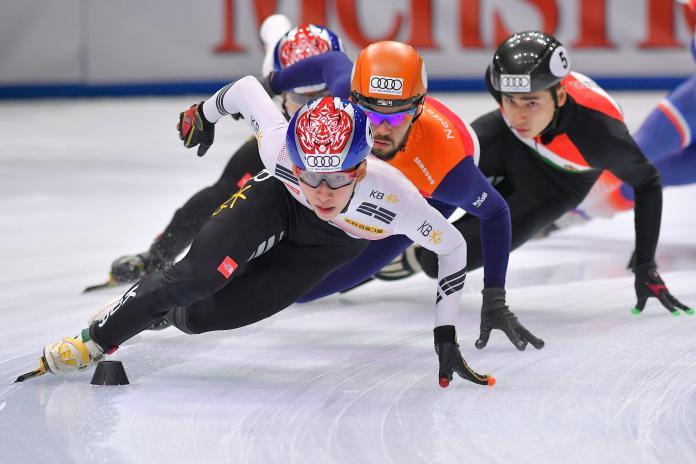 ▲韓國競速滑冰隊醜聞不斷。(圖/美聯社/達志影像)