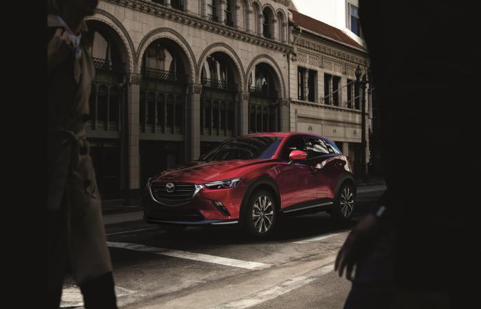 84.9萬原價升級標配! 2020年式Mazda CX-3即日開賣