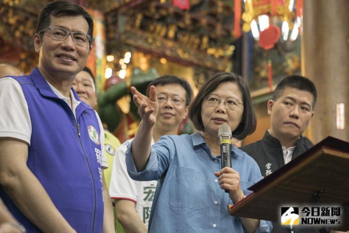 香港反送中爆衝突!蔡英文:捍衛台灣 做民主燈塔