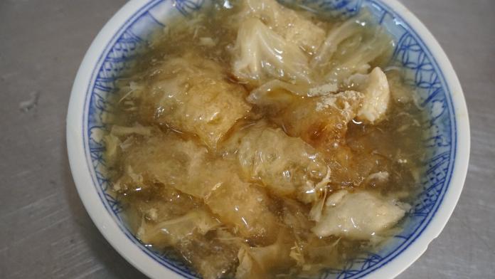 影/北港特有美食「假魚肚」 嚐嚐與鮸魚肚羹的差別