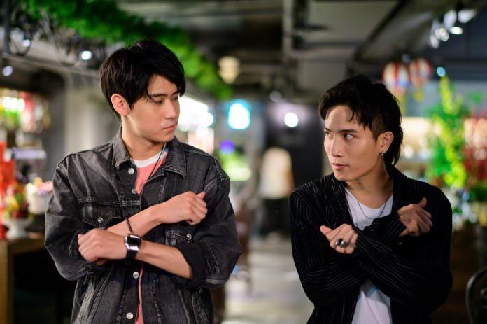 <br> ▲李玉璽、陳彥允在唱片、戲劇上都有不錯表現。(圖 / TVBS提供)