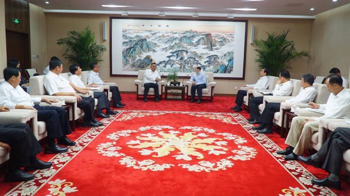 三離島首長赴北京解套自由行 <b>劉結一</b>:會考慮民眾福祉