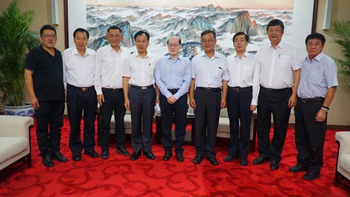 離島首長赴北京溝通 楊鎮浯:給對岸「名目」進行調整