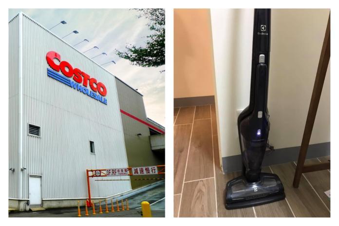 ▲有網友在臉書 PO 文提到,半年前在好市多買了一台吸塵器,使用到現在才發現「隱藏機關」,貼文立刻引發網友熱議。(圖/公關照、《 Costco 好市多商品經驗老實說》)