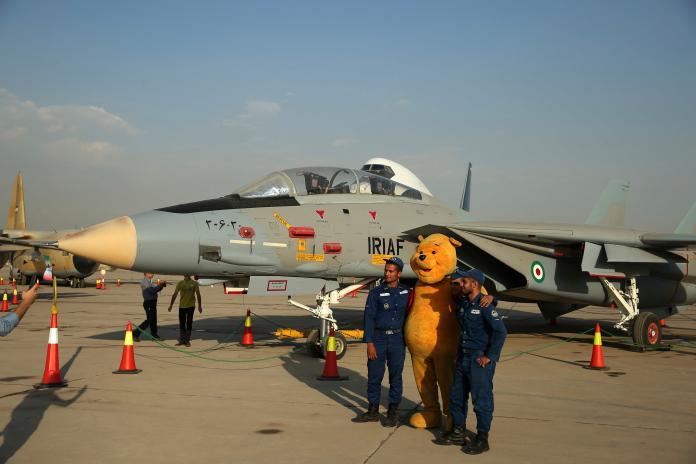 軍武/伊朗F-14墜毀 經典戰機全球僅剩14架