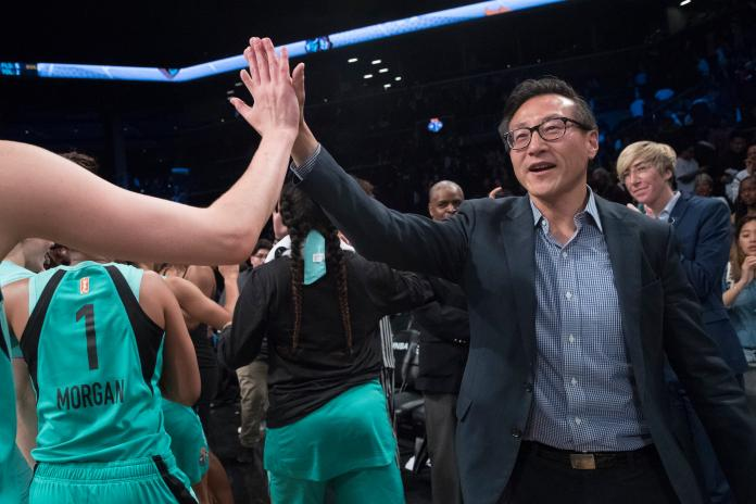 NBA/史上首位台灣老闆 蔡崇信<b>23.5億美元</b>買籃網創紀錄