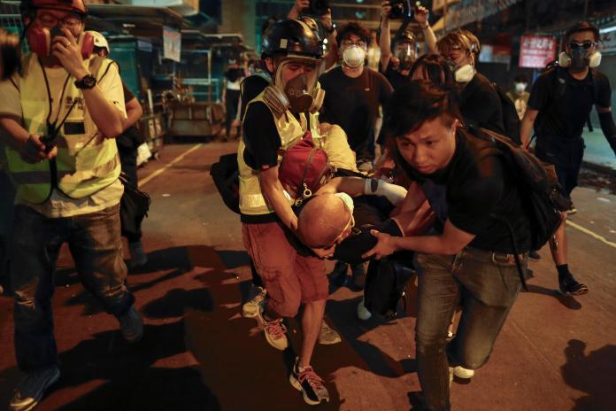 傳解放軍往香港移動!港人憂恐發生「818 鎮壓」