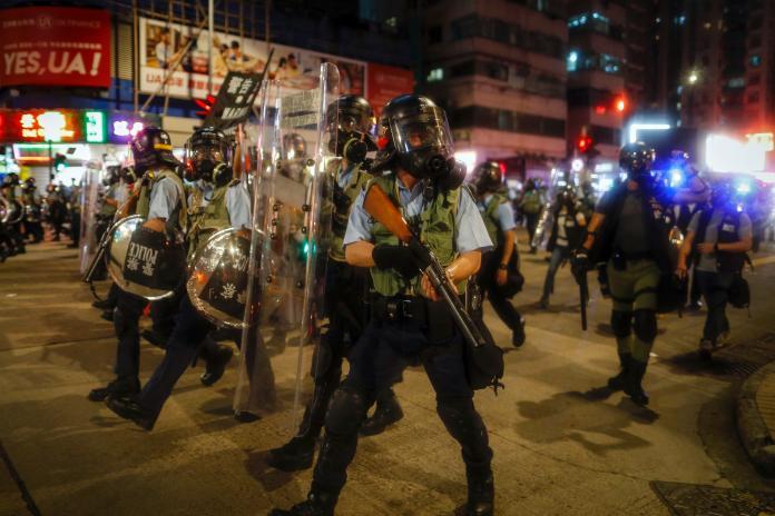 反送中衝突升溫!德法等歐盟大國密切關注香港情勢