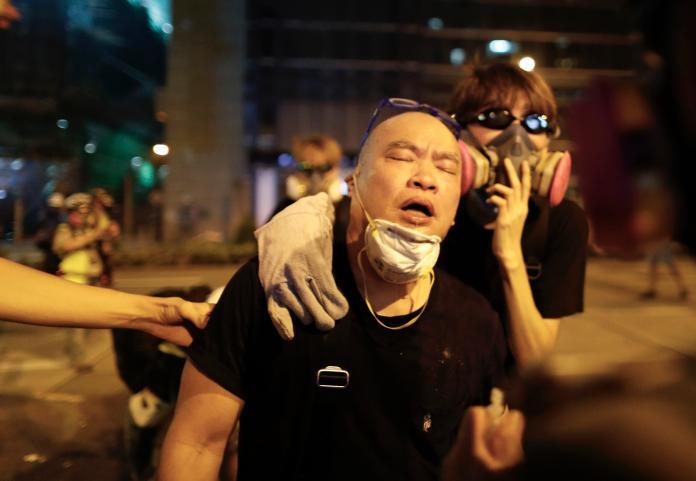 反送中再登《時代雜誌》!「傾全力保衛香港靈魂的戰役」