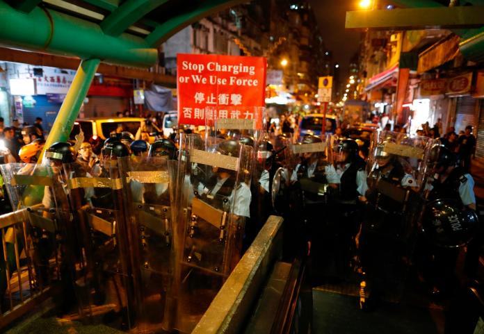 香港政局動盪!紐、泰制定應急計劃 準備撤僑
