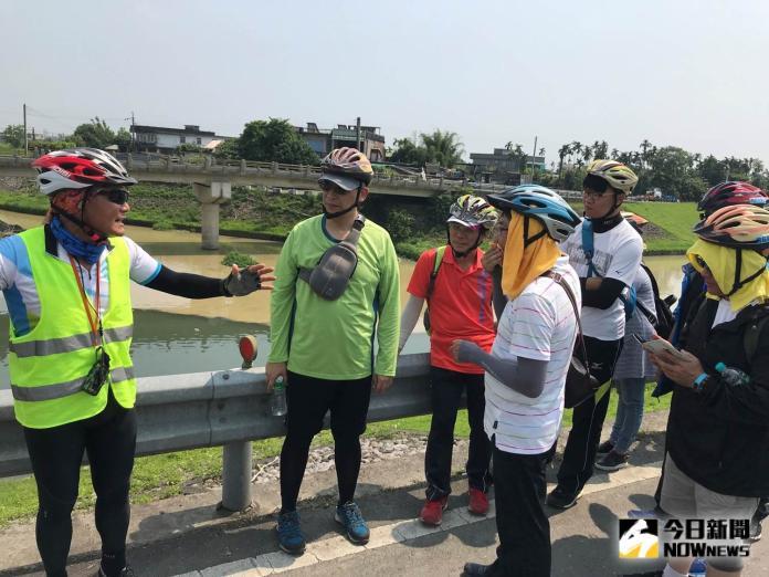 ▲自行車深度旅遊活動解說(宜蘭溪南環線)。(圖/主辦單位提供)