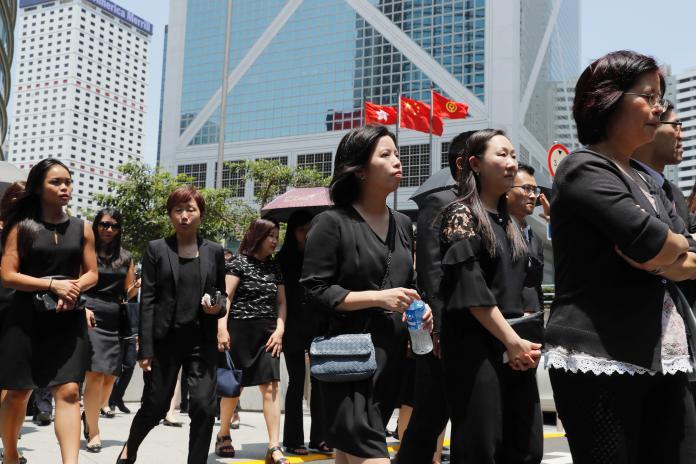 香港816銀行大擠兌 恐釀史上最大金融災難