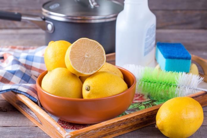 ▲用檸檬清潔電鍋或微波爐,不只除垢還能除臭。(圖/信義房屋提供)