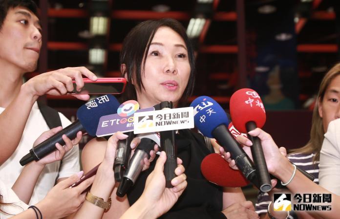 ▲韓國瑜妻子李佳芬來看蔡琴「好新琴」演唱會。(圖/記者葉政勳攝 , 2019.08.16)