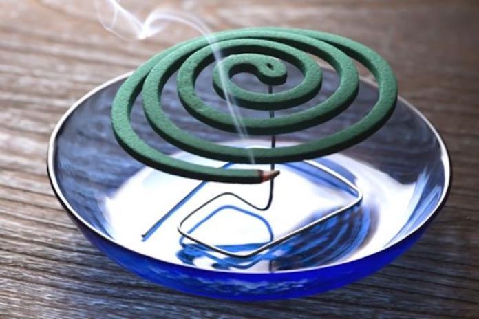 <br> ▲蚊香之所以會是「螺旋狀」,背後原因很有趣。(示意圖/翻攝自 Shutterstock)