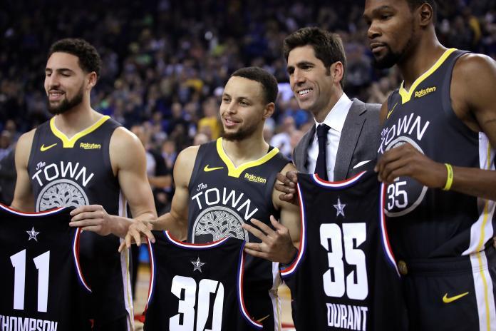 NBA/用未來換現在?勇士總管:會考慮交易選秀權