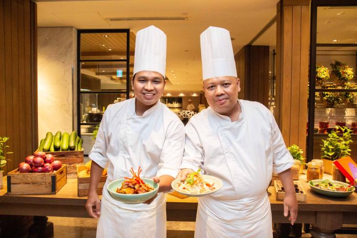 酸辣馬來西亞菜PK關島海洋風燒烤 異國美食通通吃到飽
