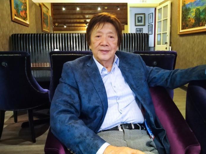 楊星朗為楊三郎之子,十六歲離開台灣赴美讀書,直至四年前方才回到台灣,接任楊三郎美術館館長。 圖/吳佩容攝