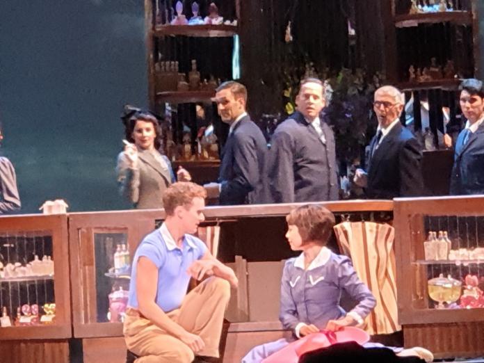 音樂劇「<b>一個美國人在巴黎</b>」 締造門票售出逾萬新紀錄