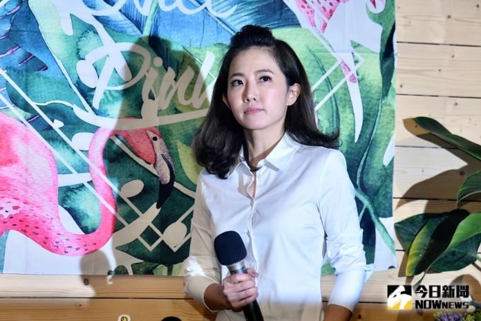 ▲謝忻首度公開談不倫戀。(圖/記者林柏年攝影2019.08.21)