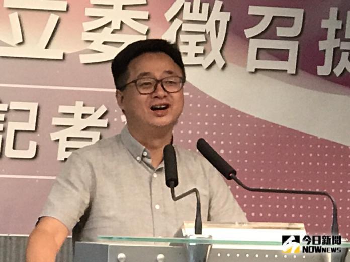 黃國昌不選汐止!羅文嘉:現任無意參選 民進黨當然提人