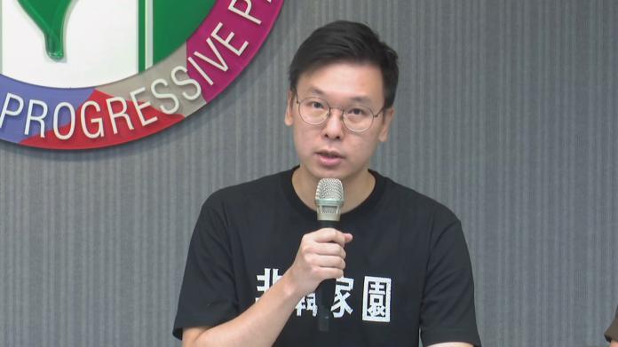 索國選擇送中!林飛帆:台灣人應團結抗中威權
