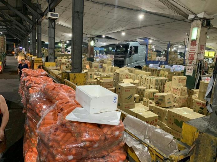 颱風未來菜價先漲!北市均價再升8% 農委會:價格合理