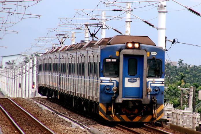 輕颱白鹿登陸台東 台鐵<b>南迴</b>線全面停駛