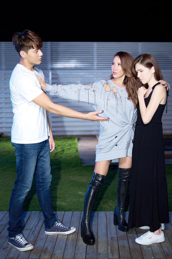 ▲CoCo新歌MV找來許瑋甯、張睿家跨刀演出。(圖/理響音樂提供)