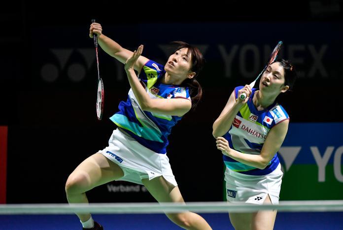 羽球/趕在奧運前回歸 日本雙打好手將在大馬公開賽復出