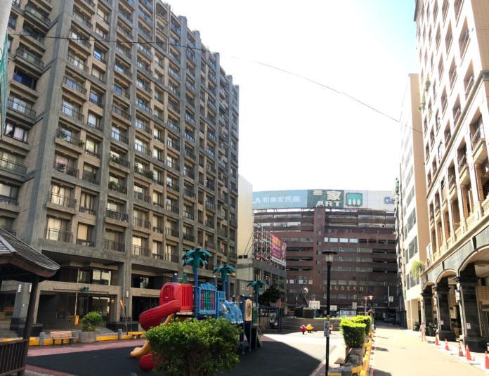 ▲竹北家樂福商圈發展已久,區內住宅少有釋出。(圖/信義房屋提供)