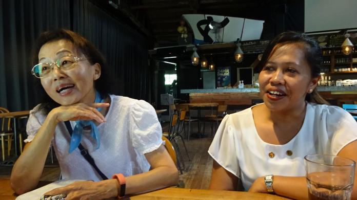 印尼看護守護長輩11年    雇主視同女兒多一個家人
