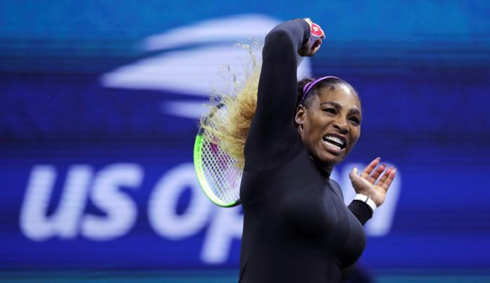 網球/前球后首輪大戰 小威橫掃莎娃取得對戰19連勝