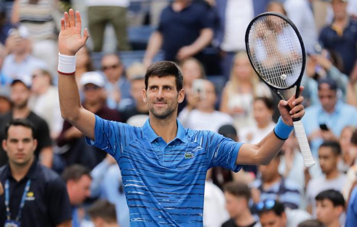 ▲塞爾維亞球王Novak Djokovic。(圖/美聯社/達志影像)