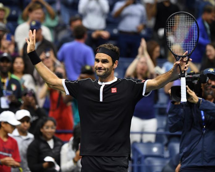 網球/退役倒數 費德勒:最希望李奧納多或麥特戴蒙演我