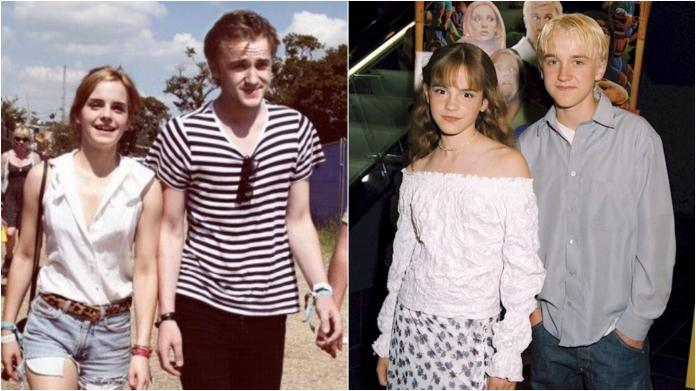 瑪華森與湯姆費頓藏了19年的暗戀 竟成相伴一生的摯愛