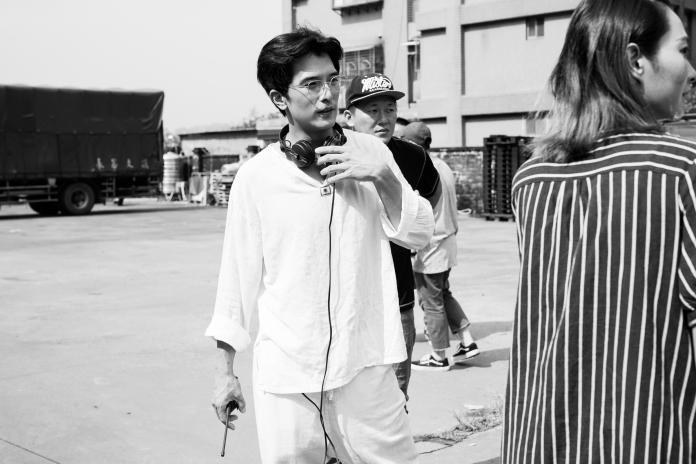 ▲《第九分局》邱澤獻出執導初體驗,《第九分局》彩蛋演出由他拍攝(圖/甲上)