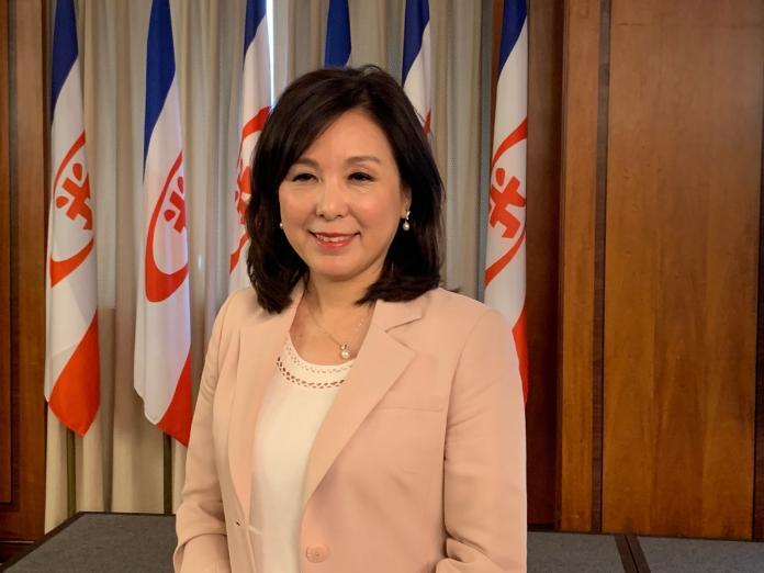 <b>新光金</b>獨董反對她任下屆董事 李紀珠:社會自有公道