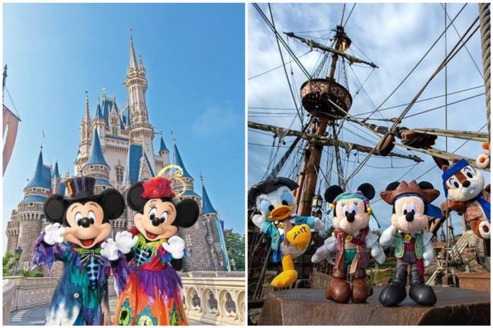 東京迪士尼「陸、海」選哪玩? 眾人答案一面倒:不用想