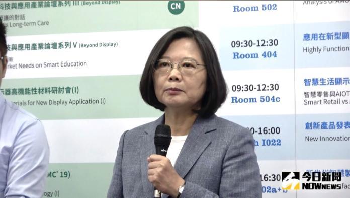 韓國瑜「希望中央政府能與高雄市通力配合,不要再卡來卡去。」對此,總統蔡英文30日受訪時表示,只要是對地方好的事,有好的計畫中央都會支持,沒有卡不卡的問題。(圖/資料照)