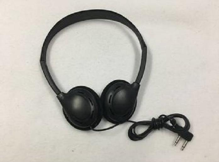 ▲飛機上耳機孔為什麼是「兩孔」?航空公司解答了。(示意圖/翻攝自alibaba)