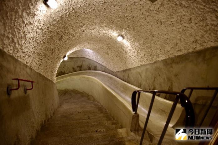 世界最長<b>溜滑梯</b>!圓山飯店密道開放參觀 一天只有6時段