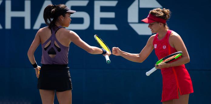 網球/<b>布里斯本網賽</b>謝淑薇女雙開胡 新球季首度贏球