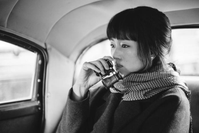 角逐金獅!鞏俐、趙又廷與「權力遊戲」男星同演黑白電影