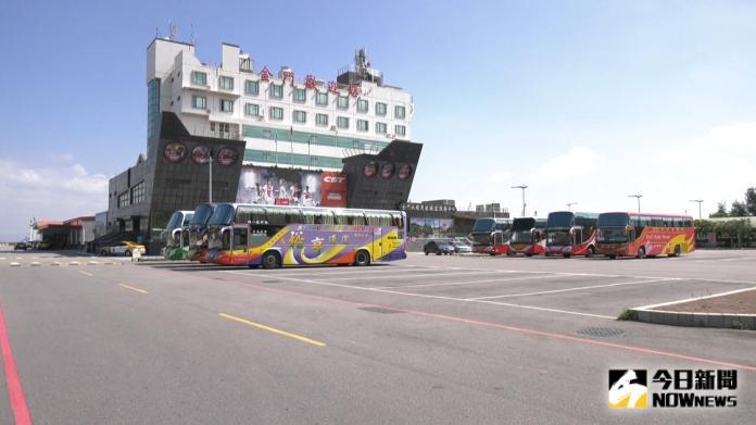 大陸政策影響? 金門小三通旅客人次減少2.87%