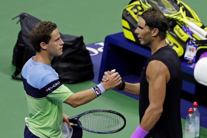 <b>網球</b>/終結對戰9連敗 小巨人粉碎納達爾羅馬賽3連霸美夢
