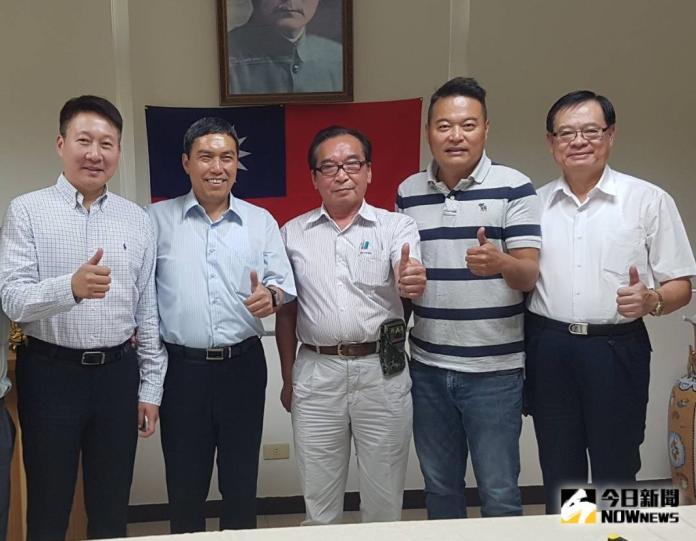 郭陣營發言人蔡沁瑜老公涉弊 檢調約談文化局長李猶龍