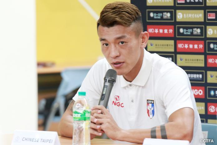 足球/婚變後首度現身 「台灣隊長」<b>陳柏良</b>哽咽道歉