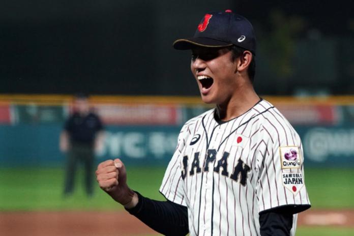 日職/U18日本三振王子奧川恭伸 宣布投入選秀
